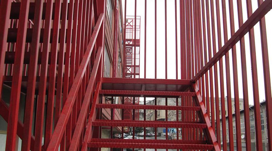 Yangın Merdiven Fiyatları | Yangın Merdiven Fiyat